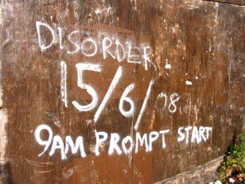 disorder-millpond-street