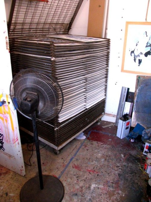 prints-drying-in-the-rack