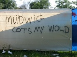 Mudwig cots my wold
