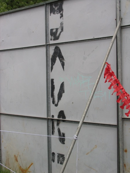 banksy close up