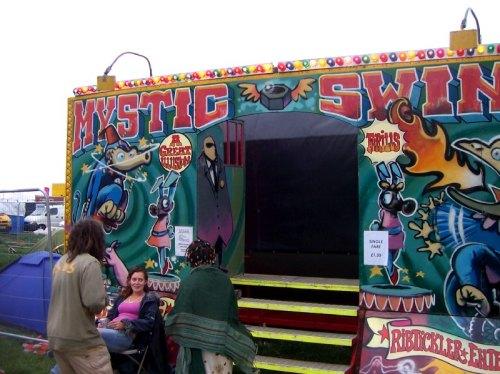 mystic swing long shot