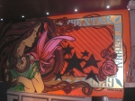 Inkie pub wall in Bethnal Green