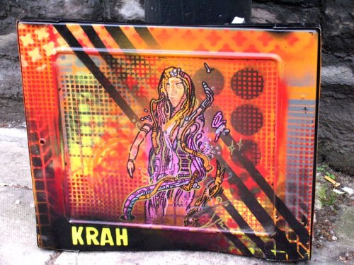 the krah on stokes croft closer