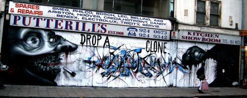 drop a clone