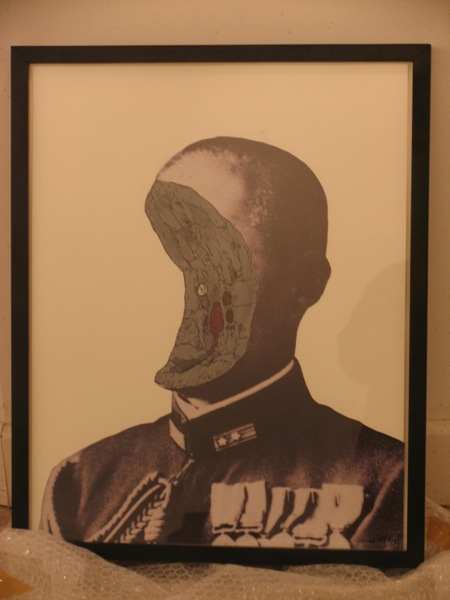Mudwig framed guy with no face
